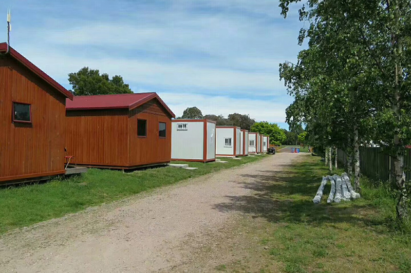 Container House In Australia Touris Attractions
