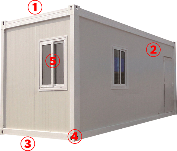 Container House Product Structure