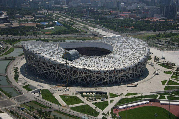 Bird's Nest of Chinese Steel Structure Engineering