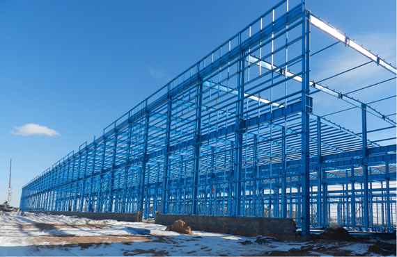Characteristics and Application of Steel Structure