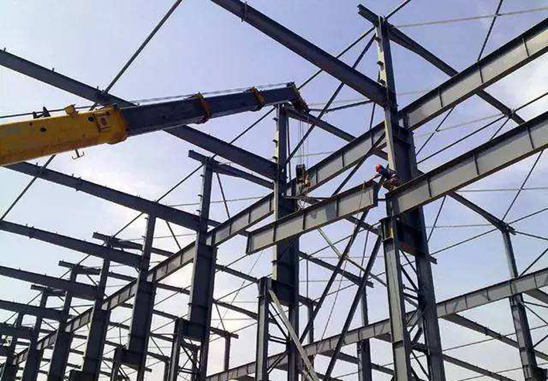 Steel Structure Warehouse Engineering