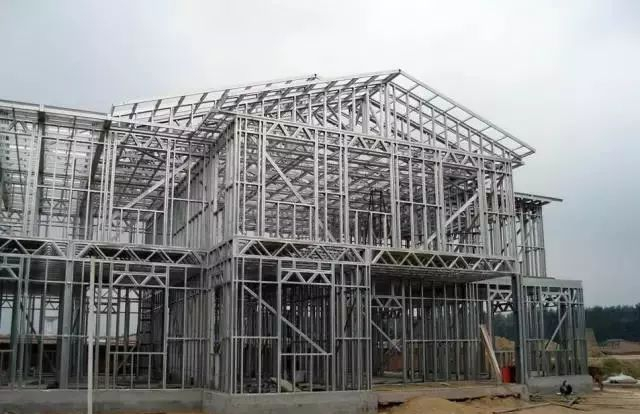 Summary of common problems in steel structure