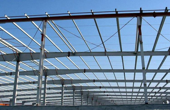 The Design of Light Steel Structure Workshop